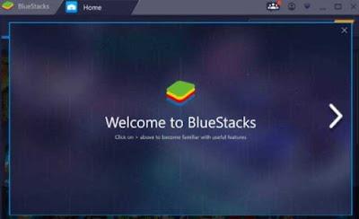 Emulator Android Bluestacks