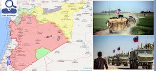 تطورات جديدة في سوريا ( روسيا والكرد في سوريا، والمصالح التركية والمجموعات المسلحة السورية التابعة لها )