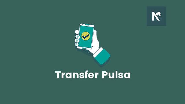 Transfer Pulsa ke Lain Operator