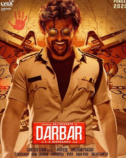 Darbar Release Date, Trailer, Cast, Budget, Review, Song, Box office and News