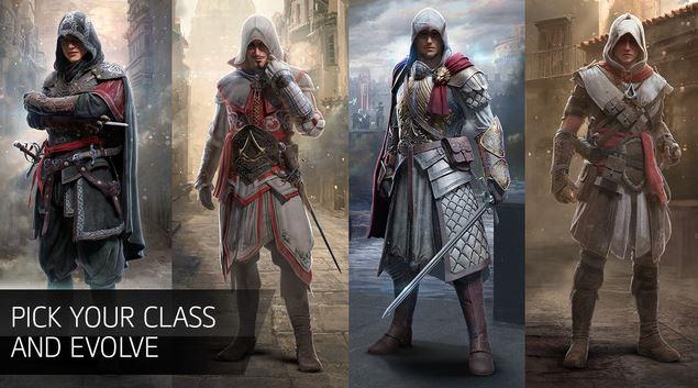 Assassin's Creed Identity APK + OBB Data Free Download