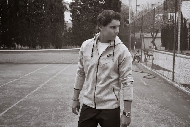 nike, Nike Tech Pack, Nike Tech Fleece Collection, fitness, sports, fleece jacket, Rafael Nadal, Spanish tennis player