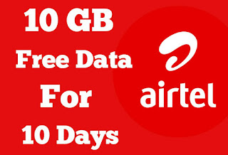 How To Get 10 GB FREE For Airtel Number 2020