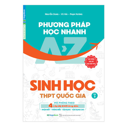 Phương Pháp Học Nhanh Sinh Học THPT Quốc Gia Tập 2 ebook PDF-EPUB-AWZ3-PRC-MOBI