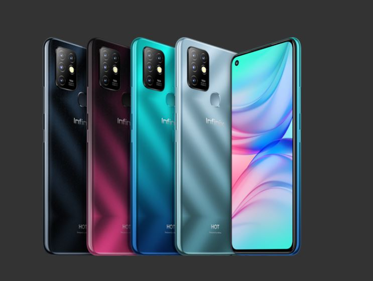 Harga dan Spesifikasi Infinix Hot 10, Smartphone Murah Bertenaga Helio G70