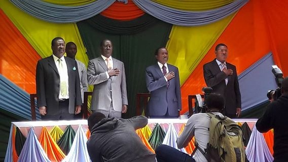 VIDEO: Opposition chiefs sign agreement to formalise Nasa