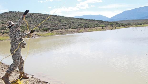 """Tumbas bajo el agua, método copiado de Omar Treviño Morales, el """"Z-42"""""""