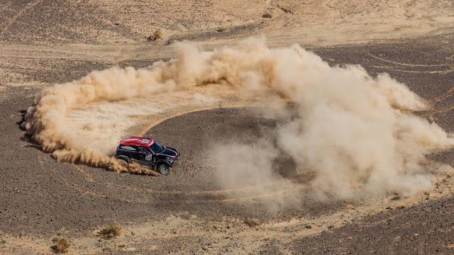 Mini John Cooper Works Rally - Listo para enfrentar los terrenos más difíciles del planeta