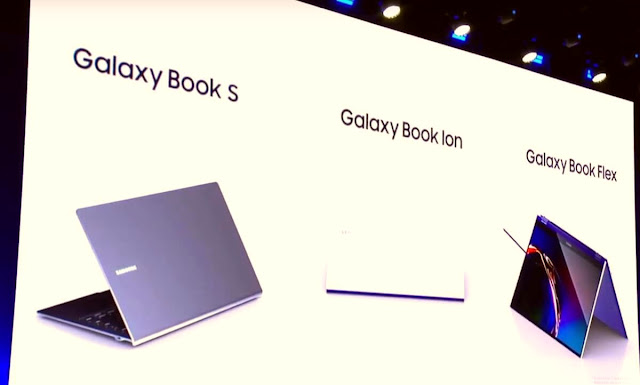 Samsung new laptops