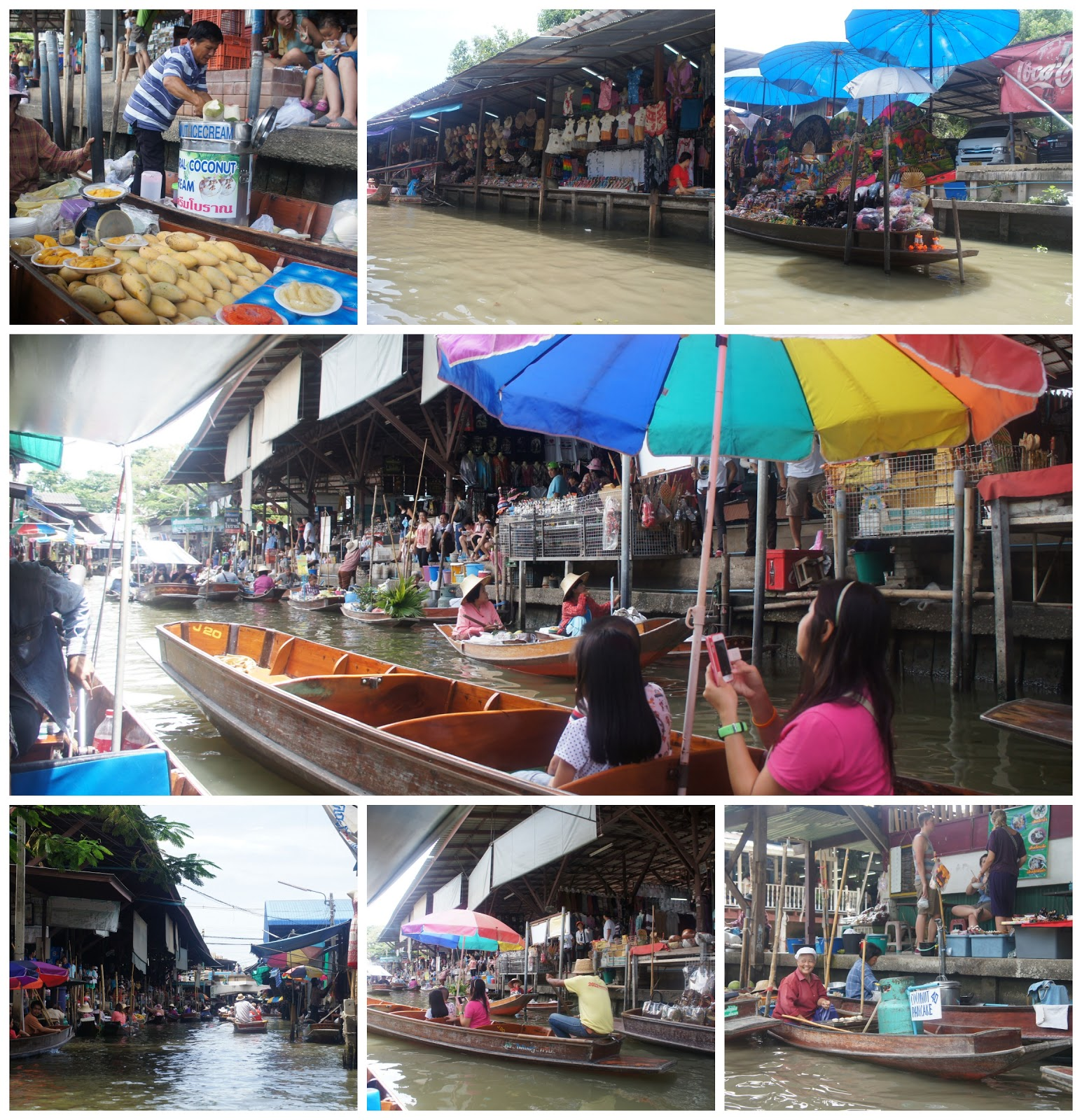 Damnoen Saduak Floating Market: Things To Do in Thailand