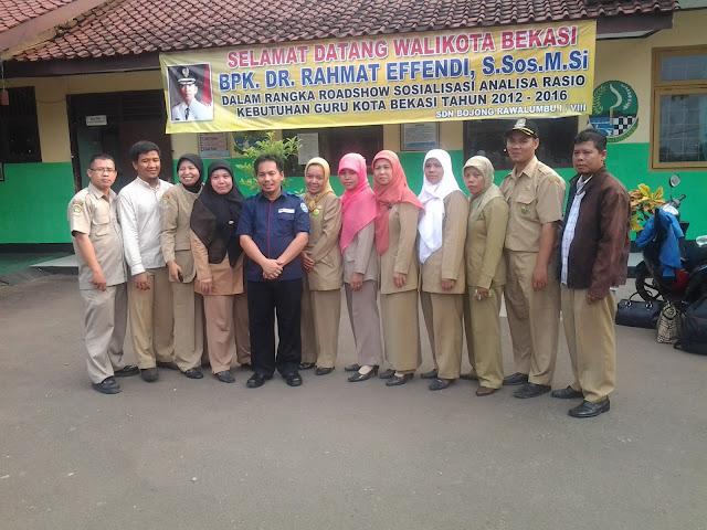 Imam Berbagi 672 Honorer Kategori I Jabar Banten Sudah Punya Nip Cpns