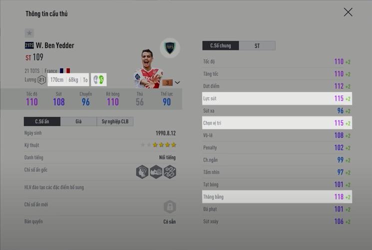 FIFA ONLINE 4   Tiết lộ Top 5 cầu thủ lạ - bổ - rẻ leo rank siêu ngon đọc xong thì hãy nhớ mua về trải nghiệm ngay nhé