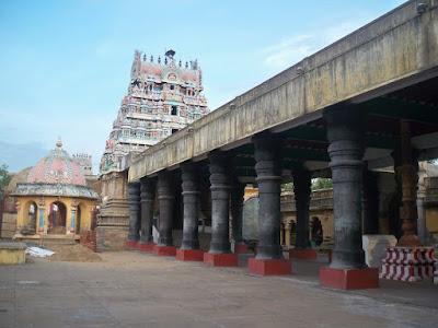 Thirunaraiyur Nambi Temple Nachiyar Kovil Thanjavur