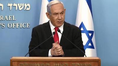 Netanyahu: 'A paz trata de um ponto de viragem importante na história de Israel, Oriente Médio'