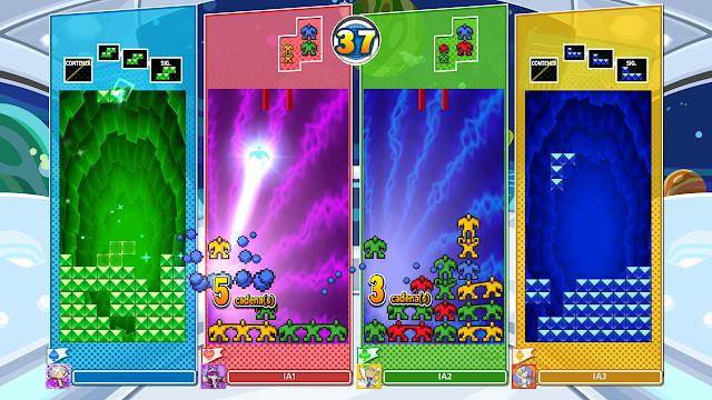 Análisis Puyo Puyo Tetris 2 para Xbox One