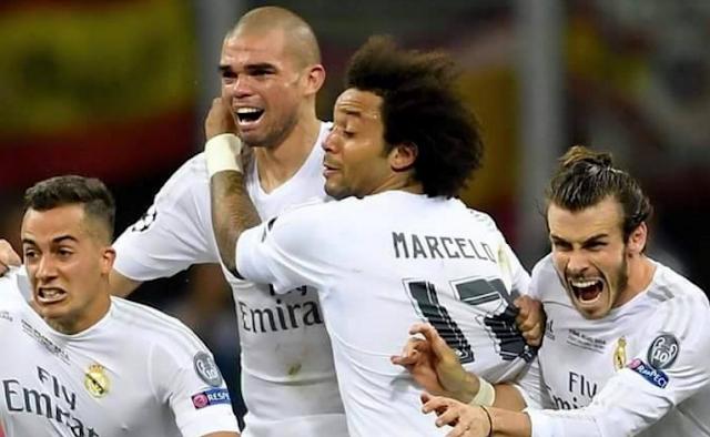 Pepe, Real Madrid Mengajari Saya Untuk Tidak Pernah Menyerah