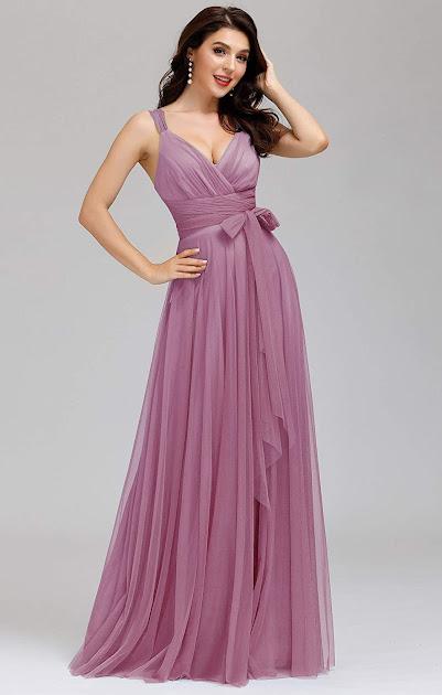 Good Quality Organza Tulle Bridesmaid Dresses