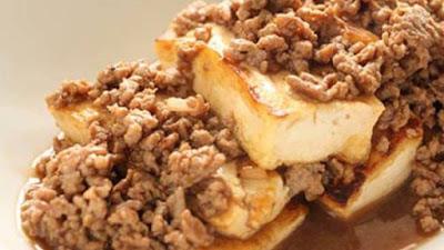 Resep Tumis Tahu Daging Cincang