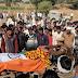 शहीद जगदीश प्रसाद जाट का सम्मान के साथ पार्थिव देह पंचतत्व में विलीन