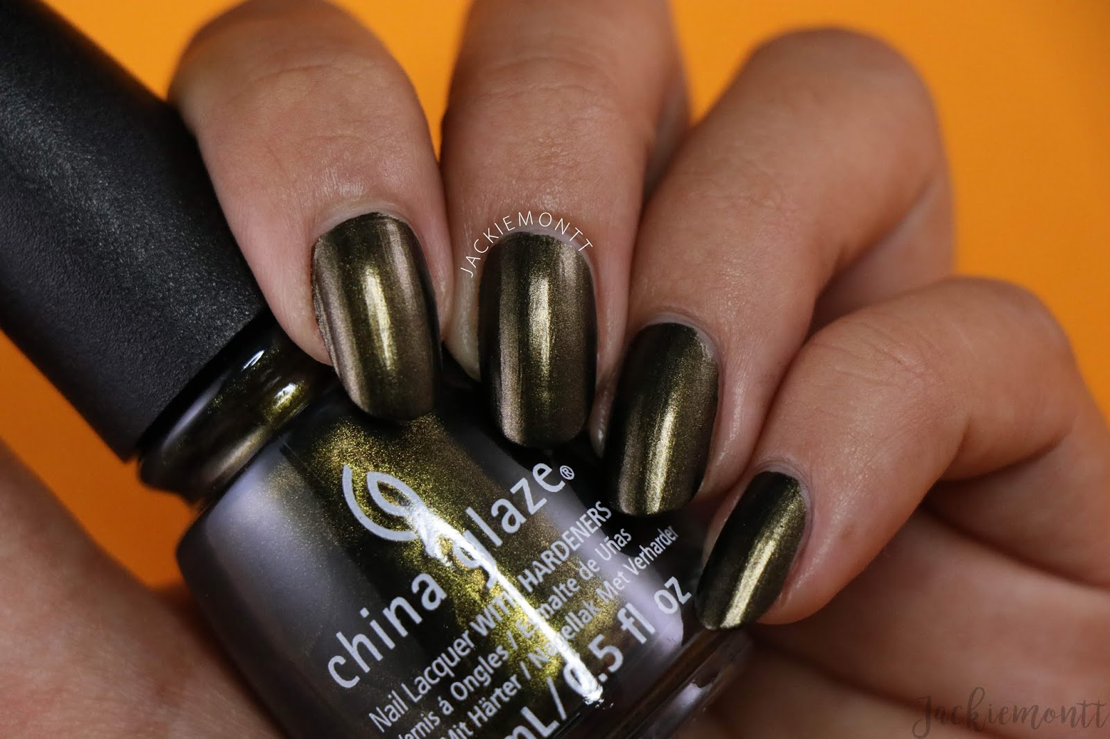 China Glaze Paint it Black Collection // Halloween 2018 Swatches ...