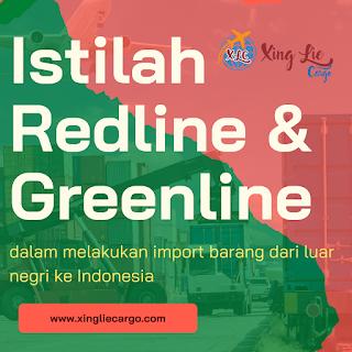 redline import borongan