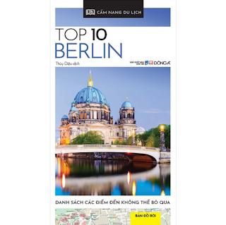 Cẩm Nang Du Lịch - Top 10 Berlin ebook PDF-EPUB-AWZ3-PRC-MOBI