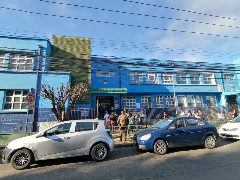 Escuela Efraín Campana Silva