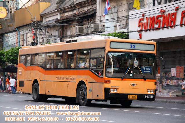 xe bus bangkok