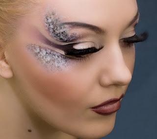 Σωστή Εφαρμογή Eyeliner Trendy Επαγγελματική Extreme Καταστάσεις