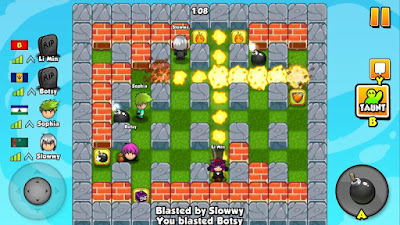 Bomber Friends 1.29 APK-screenshot-2