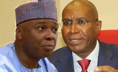 Buhari support group wants Senate to respect court ruling on Senator Omo-Agege
