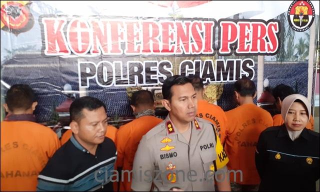 Jelang Lebaran, Polres Ciduk 3 Oknum Wartawan