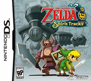 The Legend of Zelda: Spirit Tracks, NDS, Español, Mega, Mediafire