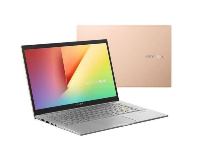 Harga dan Spesifikasi Asus K413FQ EK503T, Laptop Tipis Mewah untuk Grafis dengan GeForce MX350