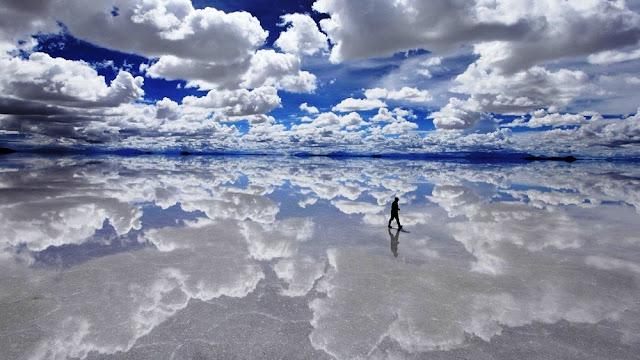 Salar de Uyuni —  Βολιβία