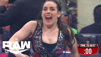 Nikki Cross Hell in a Cell WWE Rhea Ripley Flair
