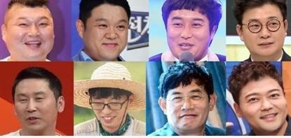 지난주 예능 시청률 순위