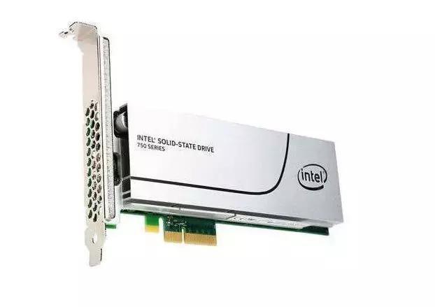 Gambar 4 SSD PCIe