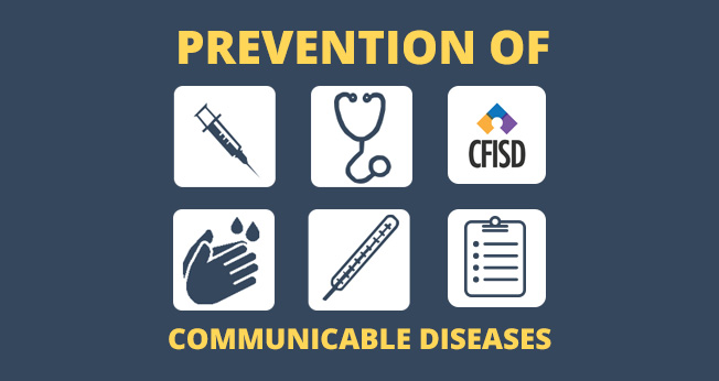 CFISD Connection For Community Prevention Of Communicable