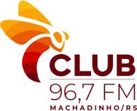 Rádio Club FM 96,7 de Machadinho RS
