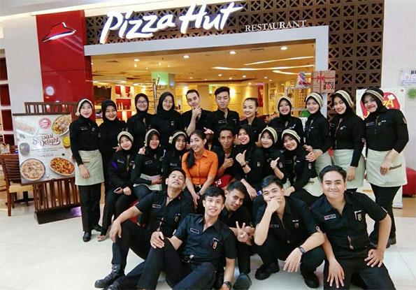 Lowongan Kerja All Position Service & Belakang Pizza Hut Citra Raya Cikupa