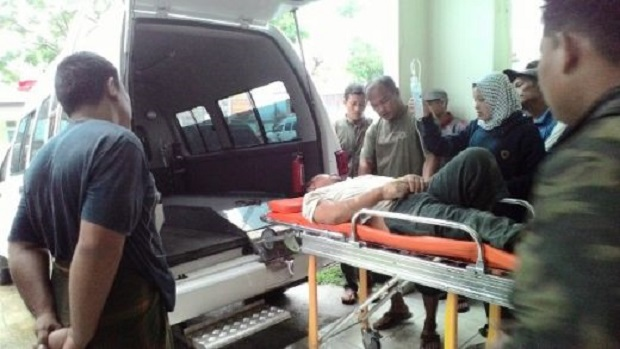 Pencuri Sapi di Kampung Tampeng Gayo Lues Dihajar Massa, Satu pelaku Mantan TNI