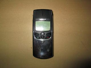 Hape Jadul Nokia 8810 Masterpiece Seken Kolektor Item