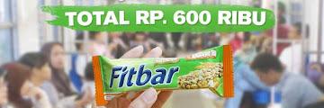 Lomba Cerita Saat Naik KRL Fitbar Berhadiah Gopay 600K