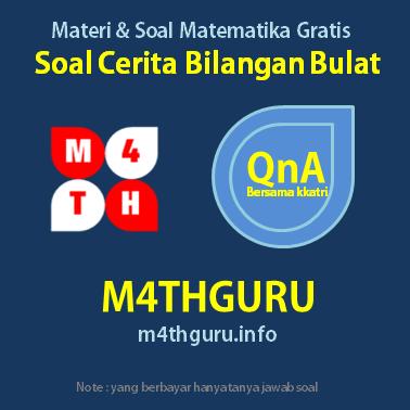 Dalam Kompetisi Matematika Setiap Jawaban Benar Diberi Skor 4