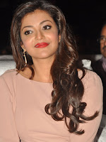 Kajal Agarwal At Tollywood Channel Launch-cover-photo