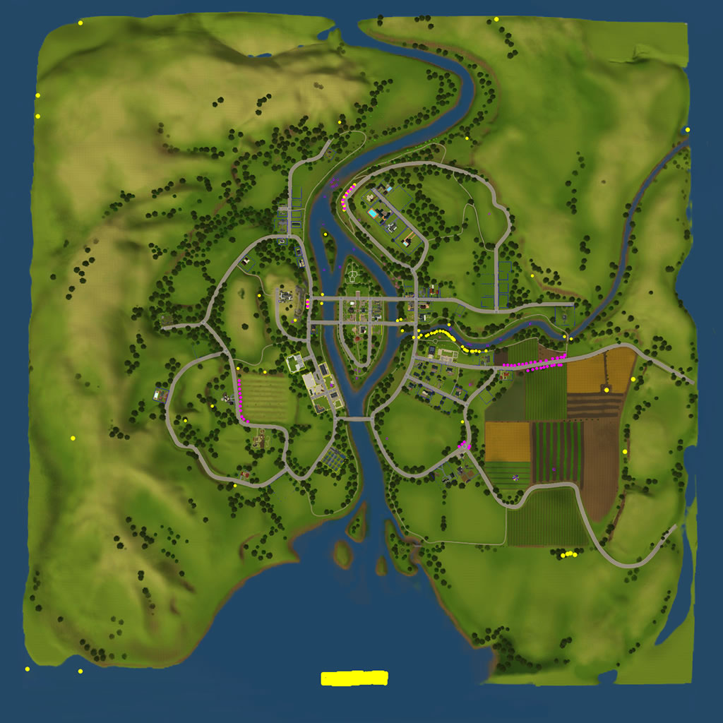 My Sims 3 Blog: Resources for Riverview.world's various ...