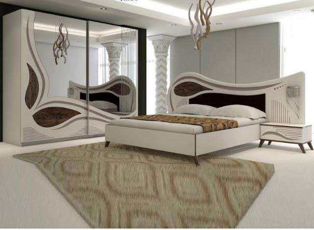 modern bedroom wardrobe and cupboard