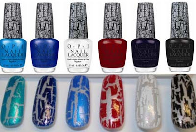 Timtam Shatter By Opi 2011 Limited Edition