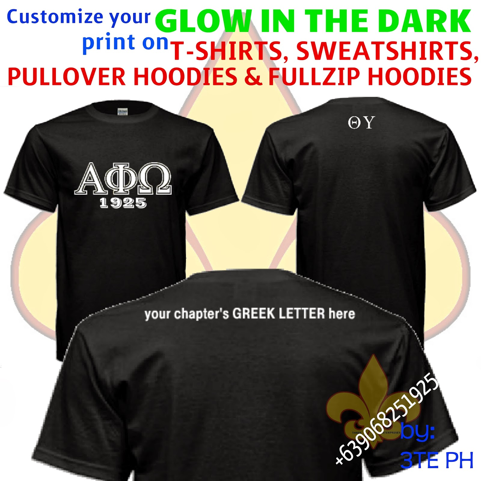 Greek Letter T Shirt Generator | Azərbaycan Dillər Universiteti